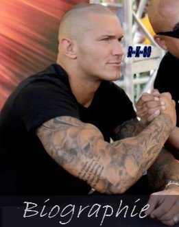 # Biographie de Randy Orton #