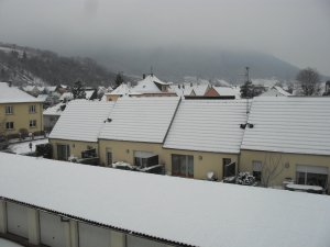 et la neige fût !