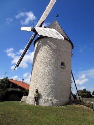 moulin d'antan