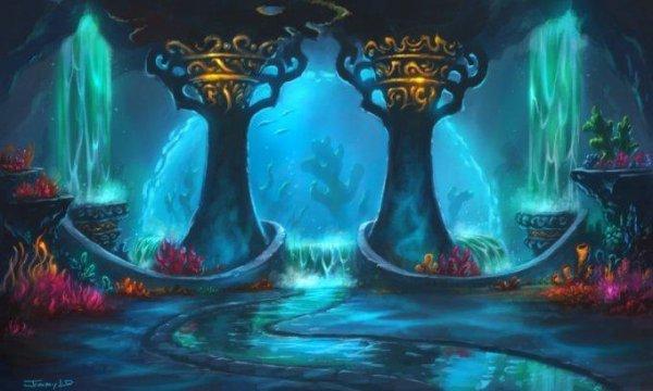 La mythologie des sirènes