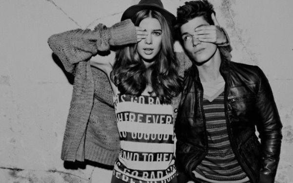 On etait jeune, on était fou, on était inconscient de ce que l'on voulait, on pensait comme des adolescents, mais au fond on s'aimait ♥