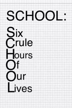 Si les élèves trichent c'est parce que le système scolaire mets plus en avant le faite de réussir que d'apprendre des choses.