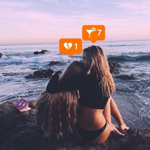 Quand les amis sont là, ça remonte le moral.