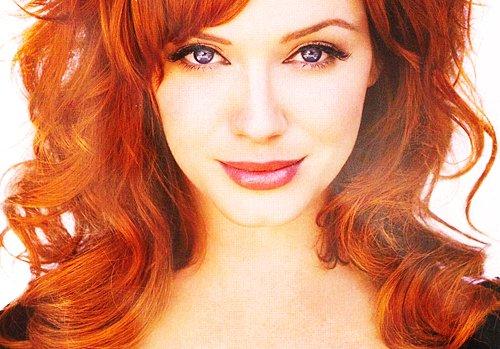 """Brûler les cheveux d'un roux et dire """"Les carottes sont cuites!""""."""