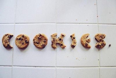 En 2016, prendre des cookies en photo c'est intéressant.
