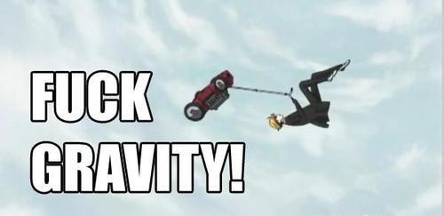 Dégouté, j'ai eu une amende pour avoir jeté mon mégot par terre alors que je l'ai jeté en l'air. Genre je suis responsable de la gravité...