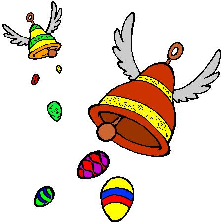 Quand p ques approche les cloches arrivent blog de nounou rose93 - Cloches de paques ...