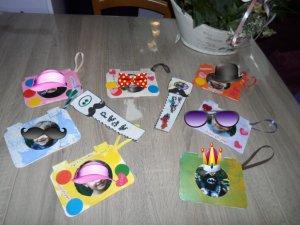 préparation fête des pères appareil photo  ( pour toi vero)