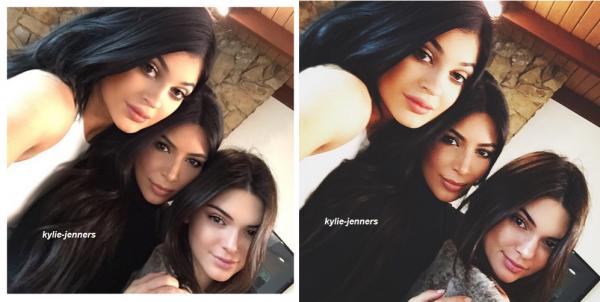Découvrez une nouvelle photo de Kylie pour la collection été de PacSun .