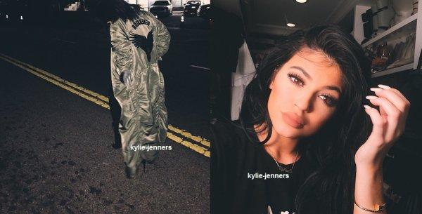 une nouvelle photo de Kylie et kendall pour la collection été de PacSun .