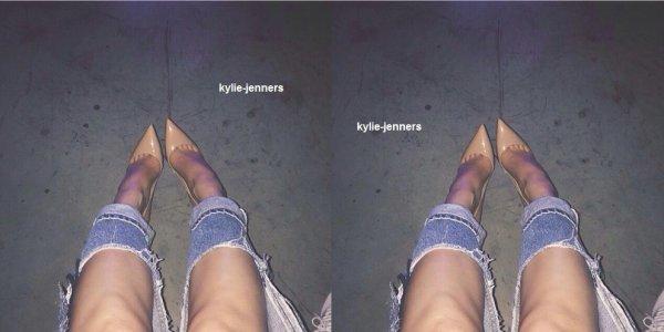 le 9 mai 2015 - Kylie repéré au Launch Party VITY et Concert Experience à Hollywood, CA