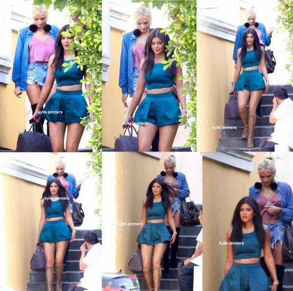 le 1 juin 2015 - Kylie dehors et environ à Beverly Hills
