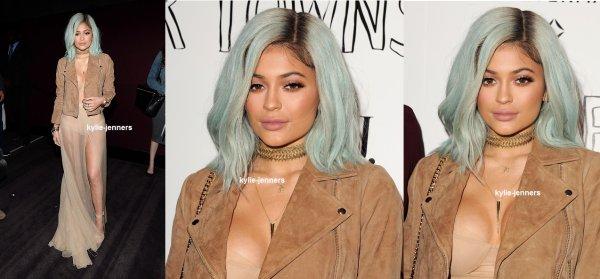 le 18 juillet 2015 - Kylie et kendall à la projection de 'Paper Towns »de la 20th Century Fox à The London West Hollywood