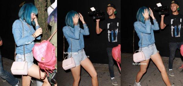 le 30 aout 2015 - Kylie aux 2015 MTV Video Music Awards à Microsoft Theater à Los Angeles