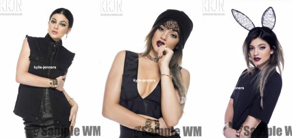 voici un nouveau photoshoot de kylie pour défaut Magazine 2015