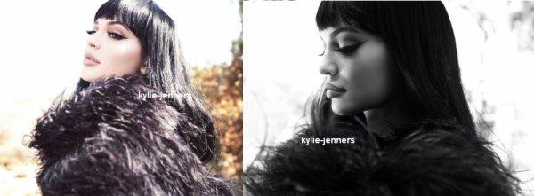 voici des nouvelle photo du shoot de kylie pour Sasha Samsonov