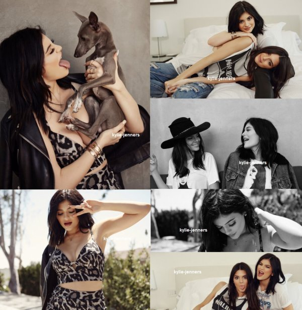Kendall et Kylie Kendall + Kylie Collection