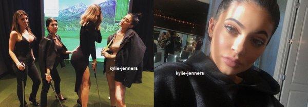 voici des photo personelle de kylie