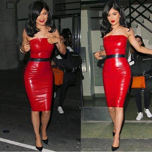 voici plusieur photo personelle de kylie