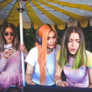 le 15 au 16 avril 2016 - kylie au festival « Coachella 2016 »