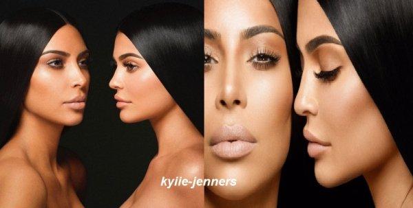 voici une photo de kylie pour la Campagne publicitaire pour 'Kylie Shop' sur un panneau publicitaire sur le boulevard Santa Monica à West Hollywood