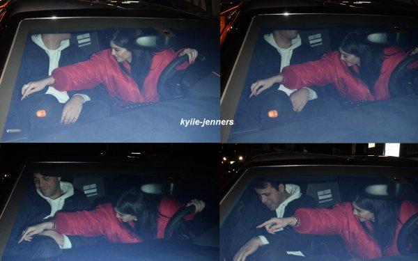 le 22 juin 2017 - kylie à été vus arriver à la 1Oak dans West Hollywood