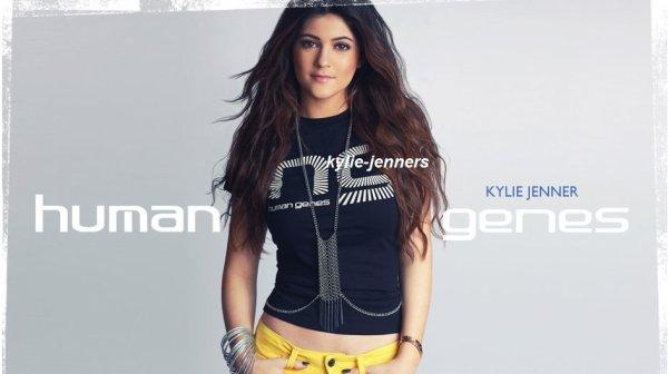 voici un photoshoot de kylie pour Human Genes Campaign 2012