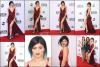 Le 23 novembre 2014 : Kylie était présente aux Americain Music Awards.