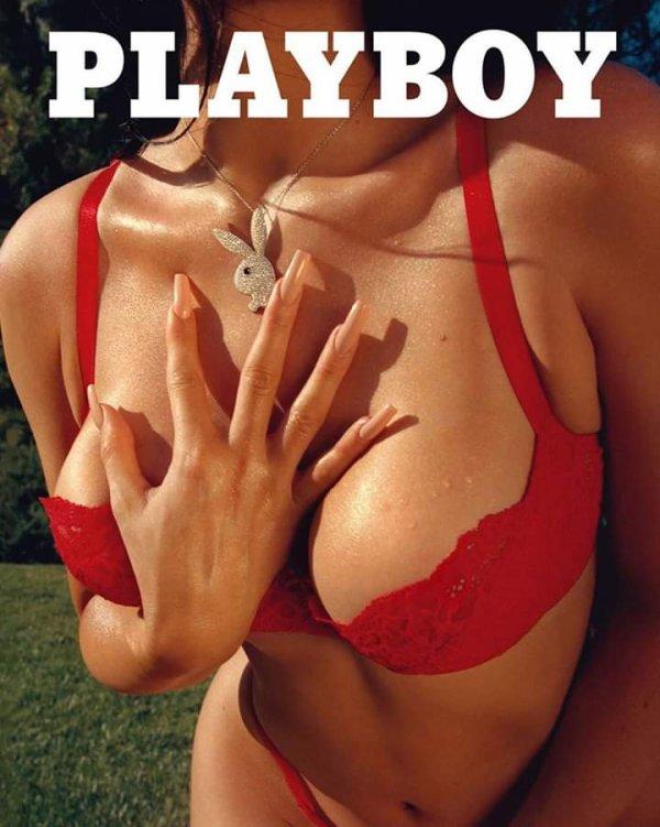 voici le photoshoot de kylie et travis pour playboys
