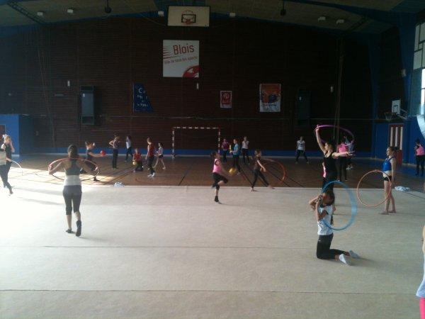 Championnat départemental des indivs: J-4