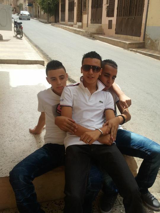 moi avec mes amis