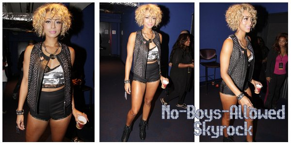 Keri Hilson | Keri Hilson au Best Buy Theater à New York