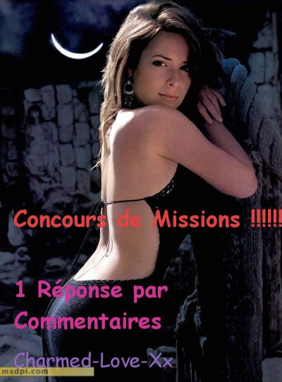 Concours de missions
