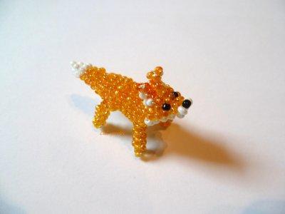 Un deuxième petit renard