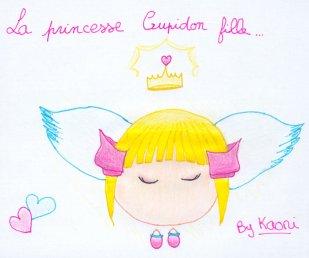Cupidon fille.