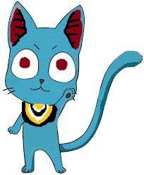 Personnages de Fairy Tail