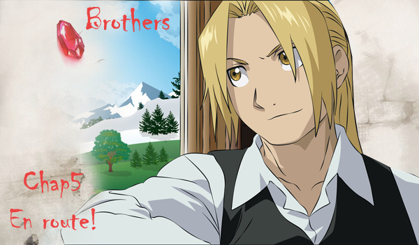 ♦ Brothers Chapitre 5 ♦