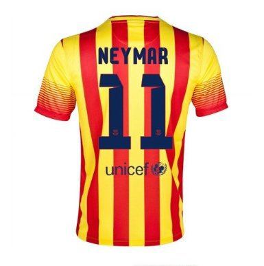 maillot barcelone neymar 2013-2014 Exterieur Vendre meilleur avec le grand escompte