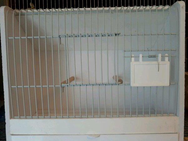 Cage de préparation