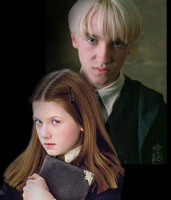 Chapitre 5: Ginny et Drago