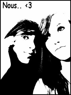 ~ Justinee & Andréaa .♥