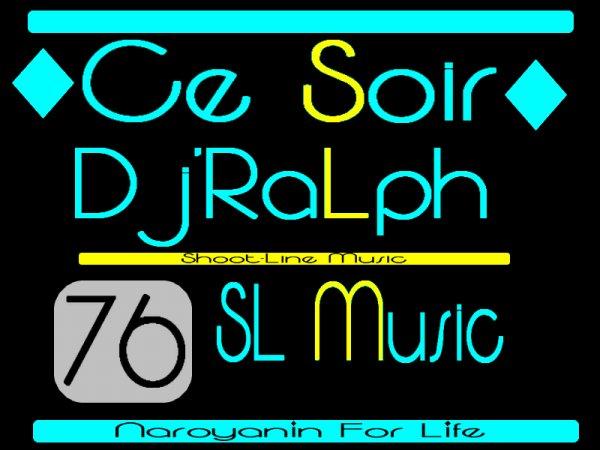 Shoot-Line Music / Dj'Ralph-Ce Soir ( Exclu )  (2012)