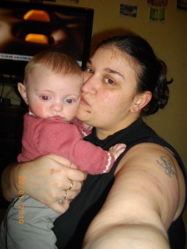 mon fils et moi il et trop beau mon bebe je t aime vraiment fort