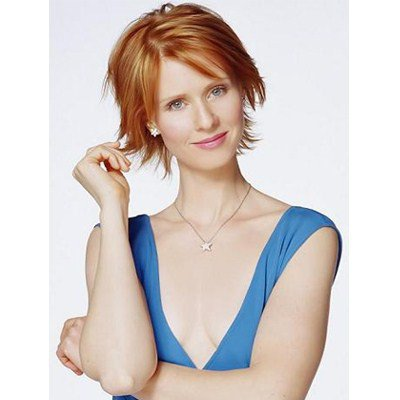 Cynthia Nixon, Sex & the City ☆
