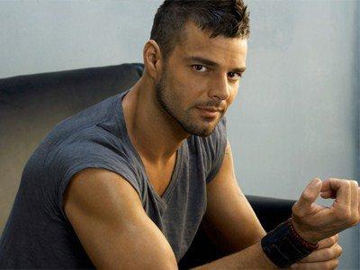 Ricky Martin, un papa gay comblé ! ♫ ♪