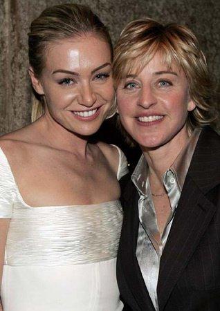 Ellen de Generes & Portia de Rossi ☆