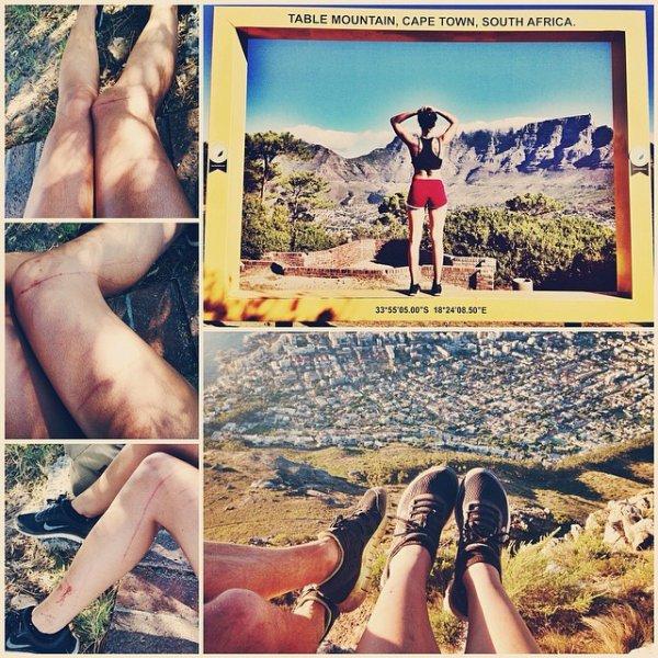 Ro bien les vacances #TableMountain #SA