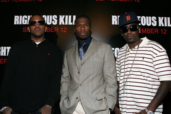 50 cent ,tony yayo et lloyd banks