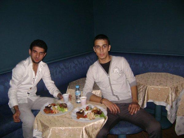 taha et Anas Saadoudi