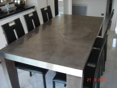 Articles De Studiobeton Tagges Table Beton Cire Studio Beton